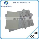 laser white water slide paper,heat press transfer paper