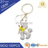 Best selling high quality custom cute anime keychain