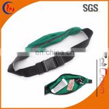 Waterproof elastic adjustable running waist bag