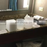 wholesale customized hotel balfour acrylic bathroom accessories