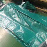 70gsm/90gsm Silver/green tarps Hot-selling at Sudan/Yemen Shield Castle Crocodile brand Image