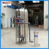 School groundwater deturbid to 304 stainless steel mechanical filter