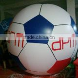 Crazy Sport Game For inflatable helium football balloon ,PVC helium football balloon,inflatable football balloon for sell