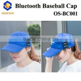 funny winter cap bluetooth baseball cap manufacturers