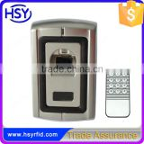 HSY-F107 Hot selling Waterproof Biometric Fingerprint 125khz ID Card Door Access Control Machine Wiegand26 Input Output