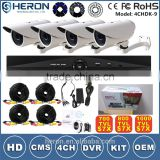 Factory Direct Sale Security hikvision cctv camera system,dvr cctv camera kit                                                                         Quality Choice