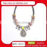 Online Shop China Cheap Alloy Latest Design Beads Necklace                                                                         Quality Choice