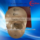 "TE pearl cymbal set:14""16""18""20"" B10 cymbal cymbals for drums"