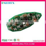 electronic pcba pcb assembly contract manufacturing printed circuit board assembly service