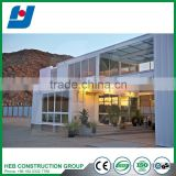Steel structure mobile house/prefabricated house/modular house