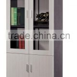 Modern bookshelves specifications office cabinet design wall showcase (SZ-FCB325)