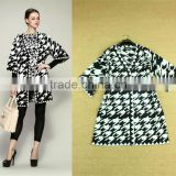 Wholesale Fashion designs 2014 new arrival runway autumn style british kutuke cardigan sweater for trendy women D1691506