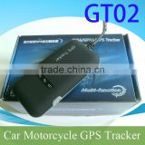 GT02 gps tracker bicycle with internal gsm sms sending device