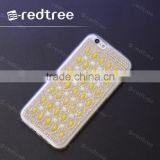 wholesale pearl diamond tpu soft slim phone case for brand mobile