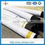 suction and discharge hose large diameter rubber water hose made in china
