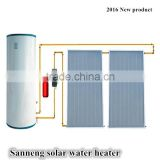 Flat panel split pressurized balcony water solar heater                                                                         Quality Choice