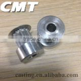 gt2 plastic timing belt pulley for machine