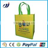 small promotional non woven fabric bag for gift custom reusable shopping bag holiday fabric gift bags