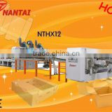 NANTAI-Folder Gluer Machine NTHX12 for corrugated
