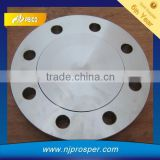ANSI/DIN/BS/ISO/AS2129/E1092-1/GOST 12820-80 standard carbon steel pipe fitting forged blind flange(YZF-Y227)