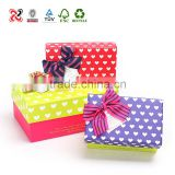 Wholesale Custom Full Color Printing Dolls Paper Box Gift Box Packaging Box