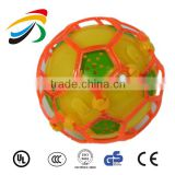 2015 new Colorful Light Toy TPU bouncing ball
