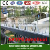 security anti wall climb spike / barbed wire razor wire mesh wall spike