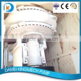 sand barge dredger/ sand pumping machine/ sand pump