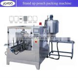 automatic preformed stand up pouch liquid and paste packing machine                                                                         Quality Choice