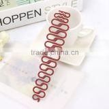 Fashion Korean Hair Braiding Tool Roller With Hook Magic Hair Twist Styling Maker Hair Band Accessories