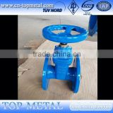 bs5163 ductile iron flanged gate valves pn16                                                                         Quality Choice