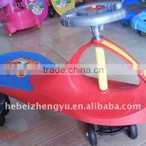 musical colored baby swing car