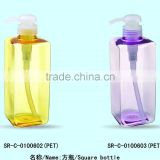 lotion spray bottle shampoo plastic pet bottle containers empty not glass aluminum stainless steel