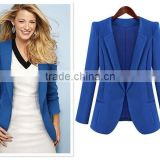 women's Spring new trendy suit jackets thin coat small blazer