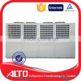 Alto AHH-R600 industrial air source water heater solar heat pump up to 71kw/h house heating system
