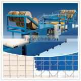 FT-EP high speed steel rock wool sandwich panel machine