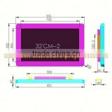 touch table/touch monitor/touch screen monitor/projected capacitive touch/multi-touch/lcd display/pcap