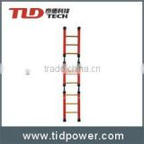 FRP Folding Ladder or Fiberglass Electrical Lift Ladder