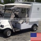 Cruise Car Brand 2P Electric All American Utility Van with 4'x4'x4' Box (M2CV4)