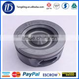 Forged engine aluminum piston C5257632 for Dongfeng truck engine
