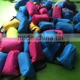 Hot sale Summer Compression Sleeping Air Bag/ Inflatable Bag/ Sleeping Sofa Bed Outdoor Use