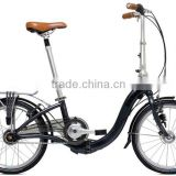 "Factory low price 20"" bmx tyre folding bike for girls"