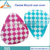 animal bicycle seat cover bike saddle cover promotion advertising bicycle saddle cover