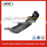 CLA Class Carbon Fiber Rear Bumper Diffuser for Mercedes CLA250 W117 C117