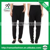 Ramax Custom Ladies Sport Black Hip Hop Style Baggy Harem Pants