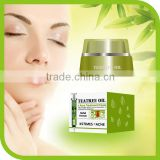 Green Tea best Medicated anti pimple and acne removing scar removal face treatment cream products for men and woman oily skin