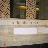 Pedestal Sinks and Shampoo Sinks Special Application Ceramic Hand Wash Basin with Pedestal