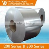 Steel coil raw material for stainless steel back water resistant 30m