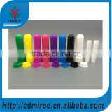 High quality blank Nasal Inhaler sticks, Nasal inhaler sticks with colors, 8 colors nasal inhaler blank