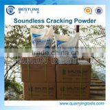 Quarry Stone Cracking Mortar Expansive Agent